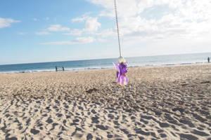 On Sandy Surface