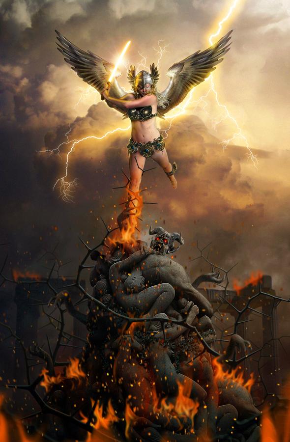 Archangel Of War | www...