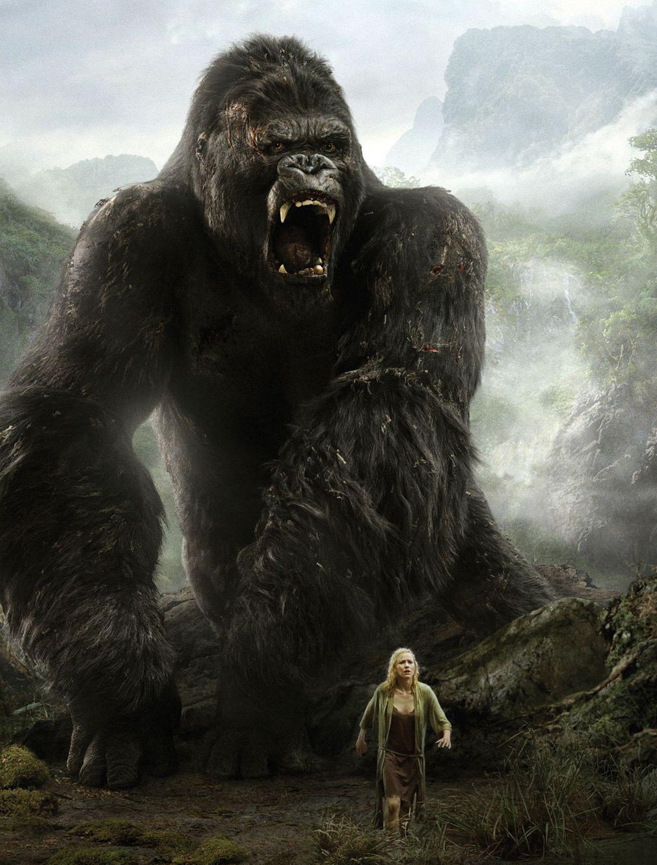 KIng Kong (2005) by Mr-Ripley