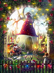 All Santa Wants After Christmas by Mr-Ripley