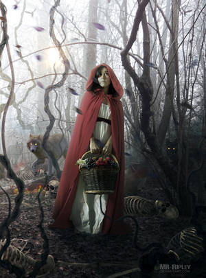 Red Riding Hood by Mr-Ripley