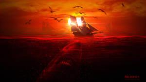 Bloody Sea by Mr-Ripley