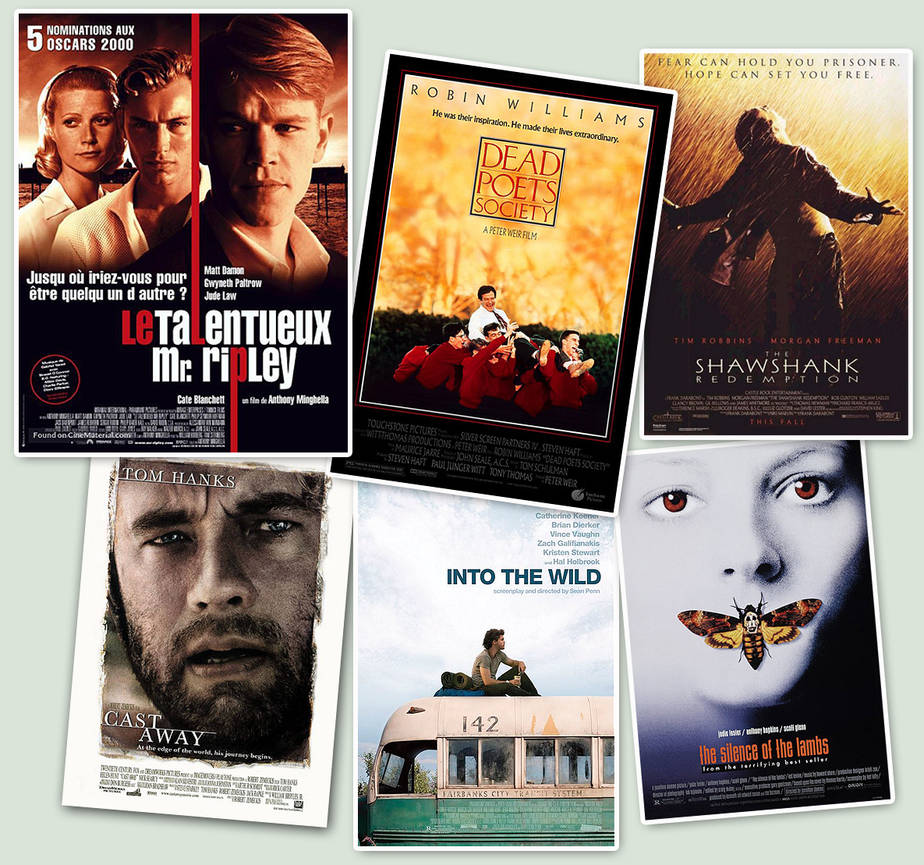 Favorite Movies Copy by Mr-Ripley