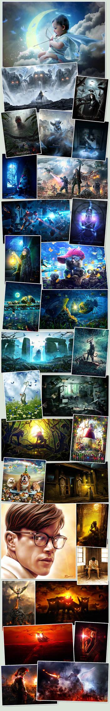 Favorite Works Copy by Mr-Ripley