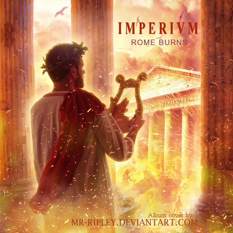 Rome Burns by Mr-Ripley