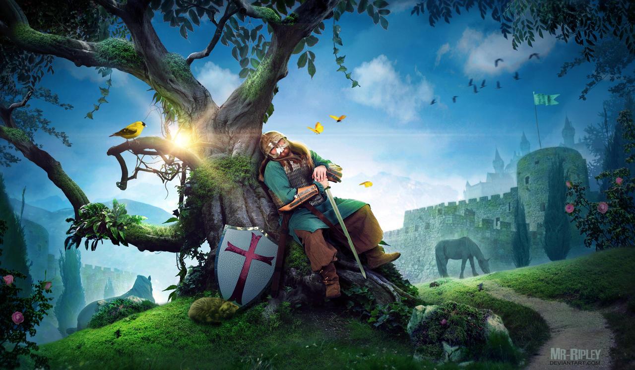 A Midsummer Knight's Dream