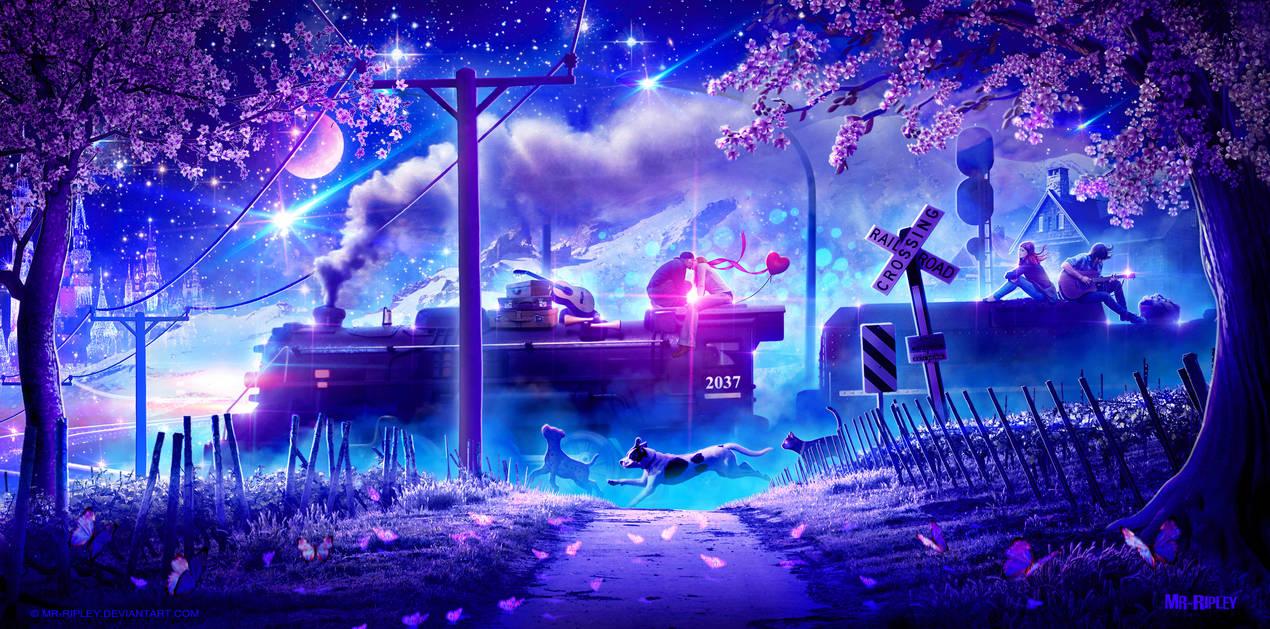 Next Stop Wonderland by Mr-Ripley