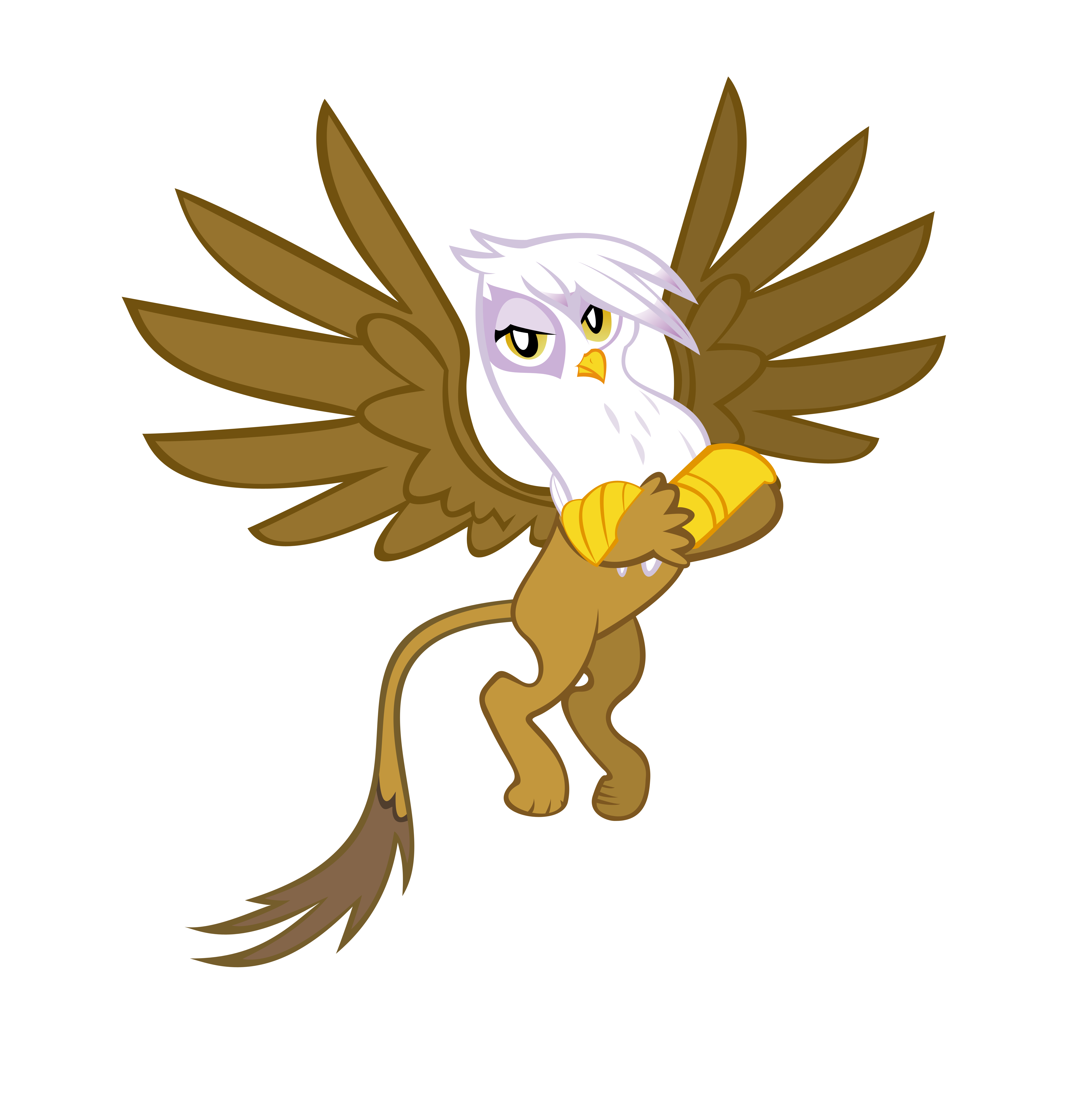 Gilda the griffin by pyschedelicskooma on deviantart for The griffin