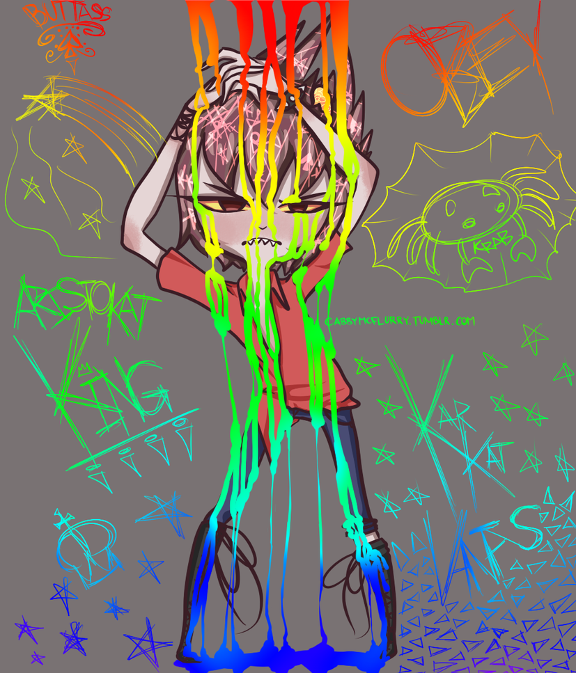 are you feelin the rainbow now.? by kimmy099