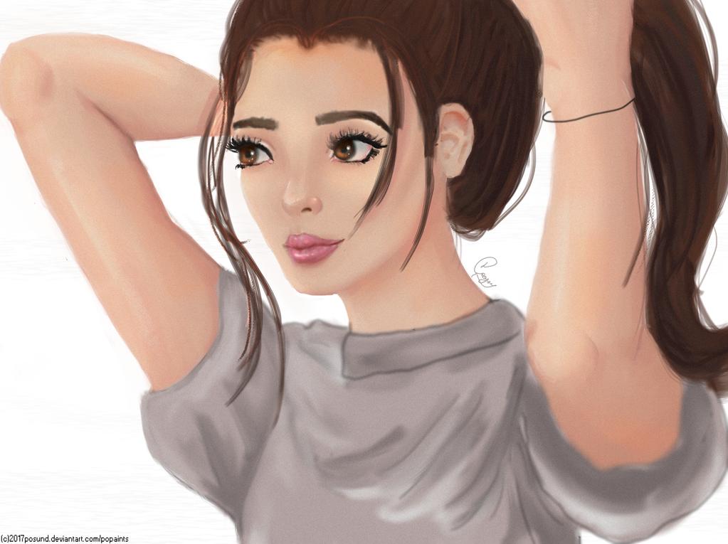 Portrait by posund