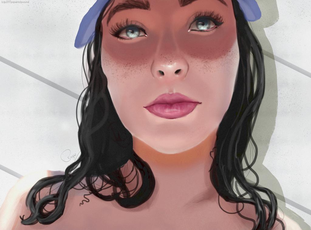 Freckles by posund