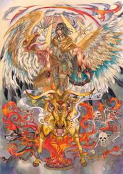 Wings of Liberty by AYUVOGUE