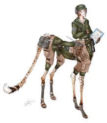 Militaur by AYUVOGUE