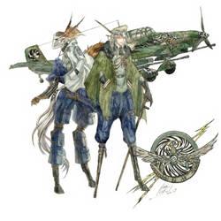 Stuka pilot Centaur