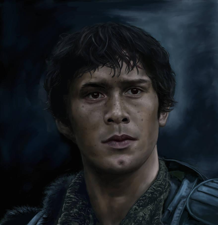 Bellamy Portrait by 1milly2