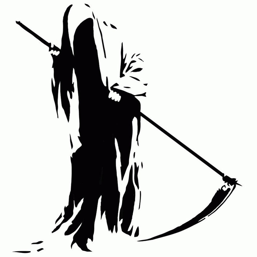 grim reaper clipart by kgcopper on deviantart rh deviantart com Grim Reaper Graphics Grim Reaper Graphics