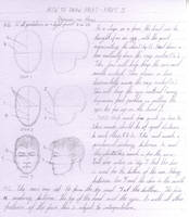 How to Draw Faces Part 3 by LukeQuietus