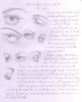 How to Draw Faces - Part 4 by LukeQuietus