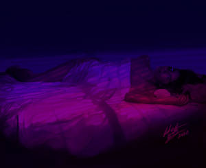 Synthwave Album Art for Synyu