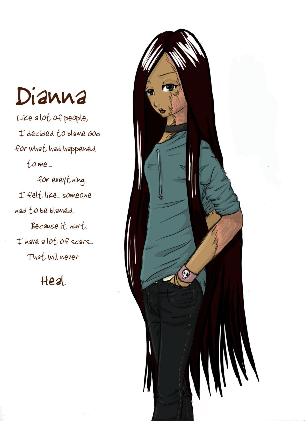 Dianna- Scars by tilt5000