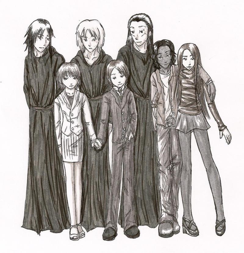 The Volturi by tilt5000