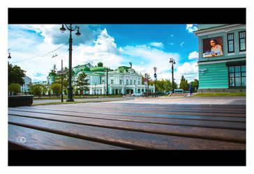 Omsk city by Al2017