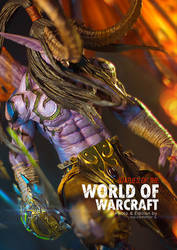Magazine Statues of the World of Warcraft