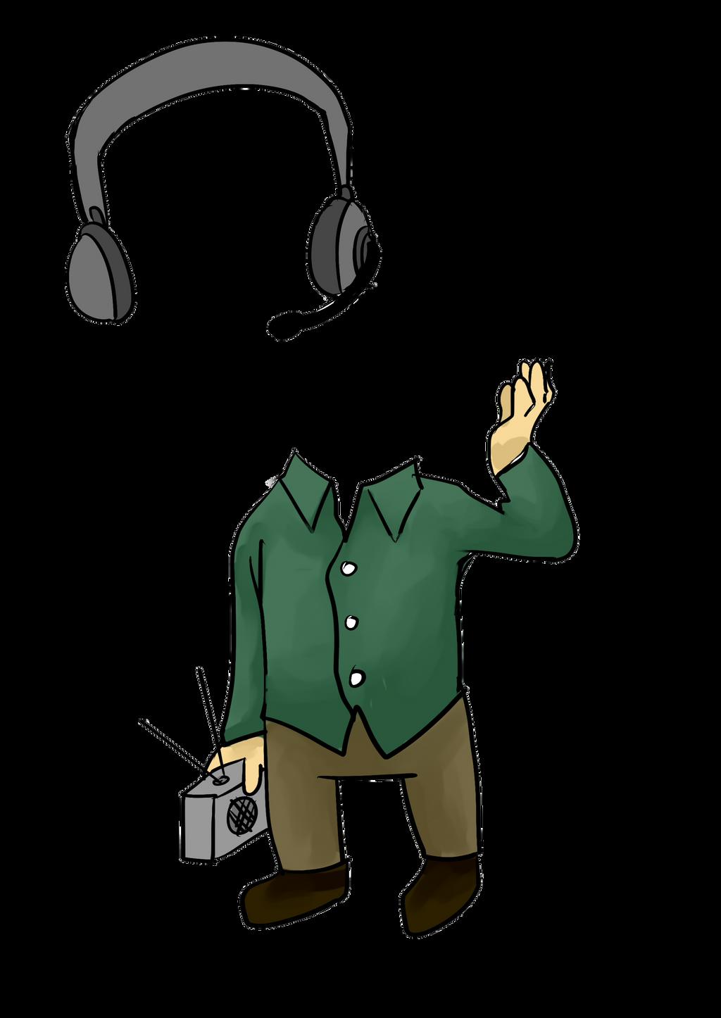 Radio Technician by PotatoProject14