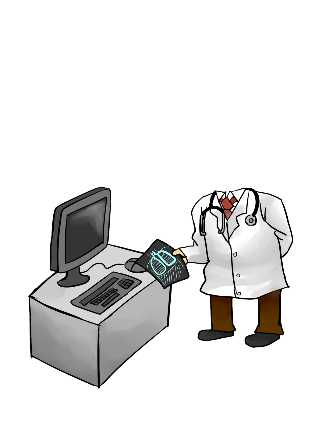 Radiology Technician by PotatoProject14