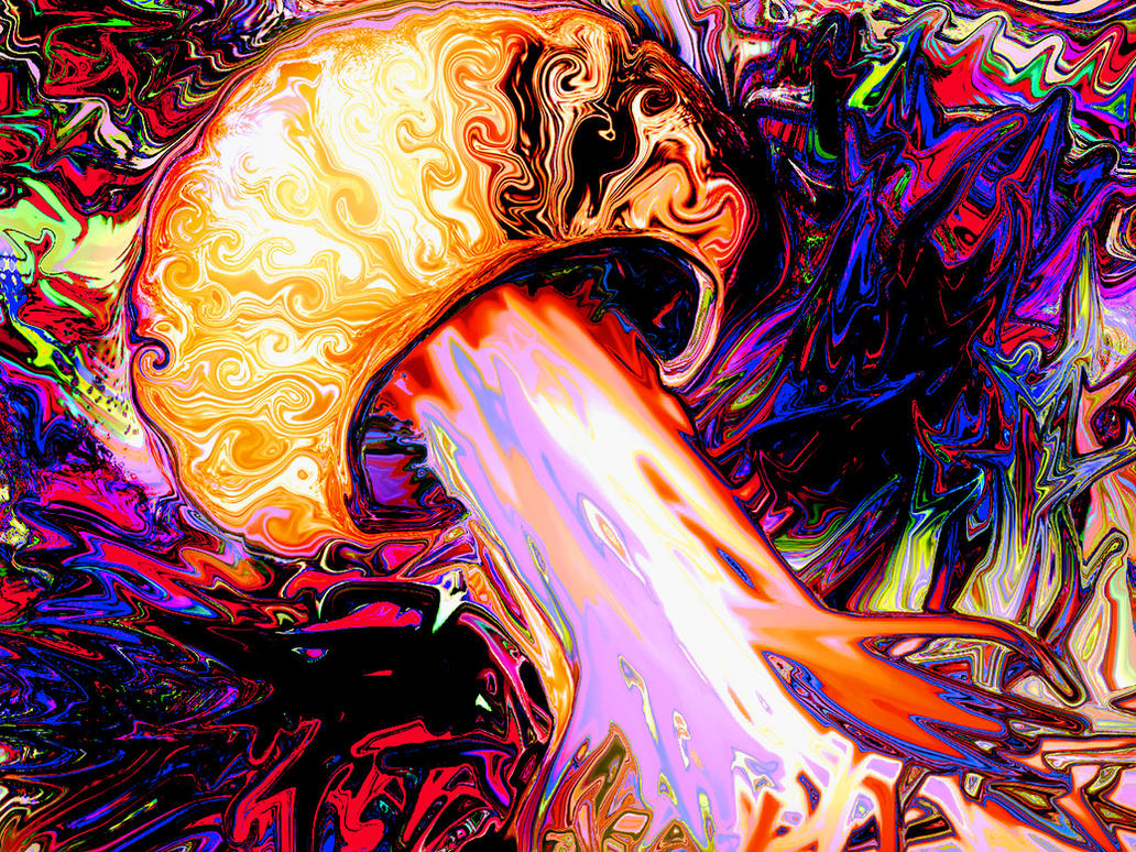 Trippy Mushroom Drawings Related Keywords amp Suggestions