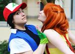 Pokemon: Trainers in Love...?