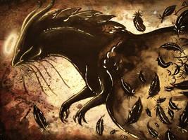 Lucifer, the Fallen by Itsredribbon