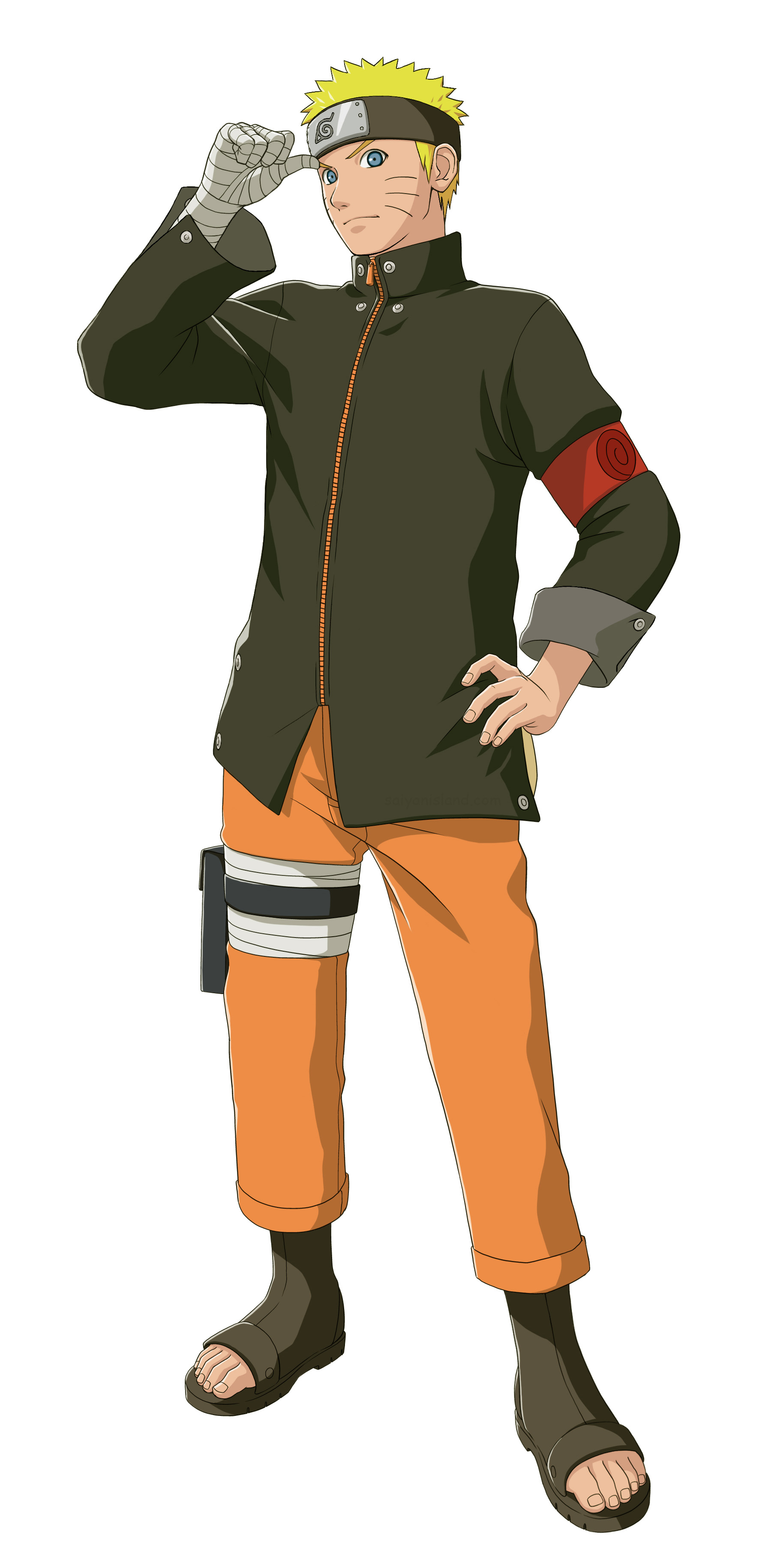 Character Design Naruto The Last : Storm the last naruto uzumaki by goldliger on deviantart