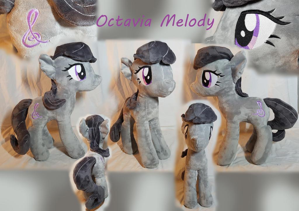 Octavia Melody Plushie by Itarra