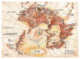 Dune Map by GiacomoPueroni