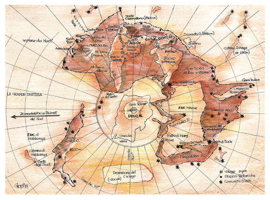 dune caladan planet map - photo #29
