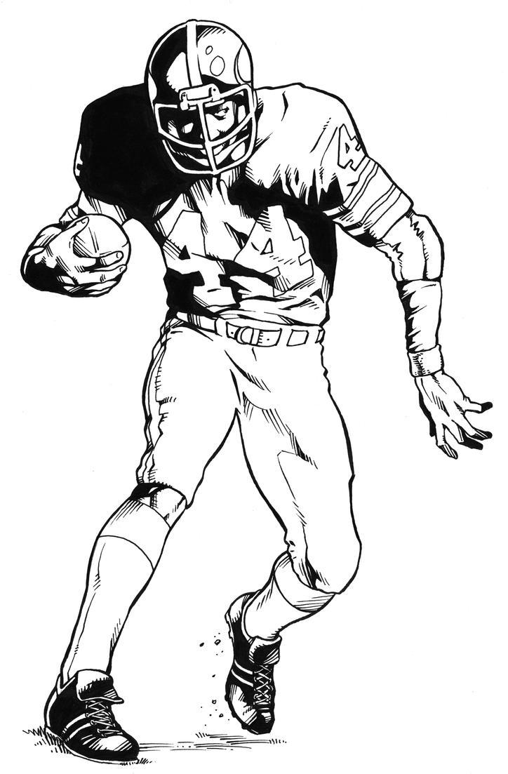 vikings football coloring pages - photo #32