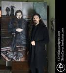 Count Cyrus Azoth Dreifuz by Ophelia Tzighan