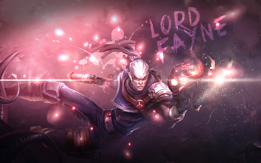 Lucian - League of Legends Wallpaper by kyaseru on DeviantArt