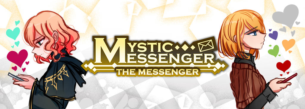 The Messenger Banner by Ayza-chan
