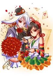 Happy Wonderland by Ayza-chan