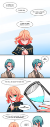 Mystic Messenger: Another Part 1 Page 2 by Ayza-chan