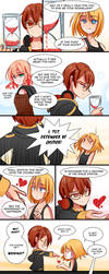 Mystic Messenger: Messenger Part 11 Page 2 by Ayza-chan