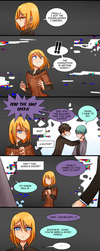 Mystic Messenger: Messenger Part 12 Page 2 by Ayza-chan