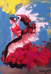 Flamenco by Mclaramunt