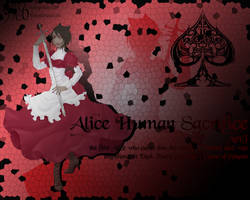 Alice Human Sacrifice_AmJ by 9DenkO6