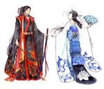 Kimono design
