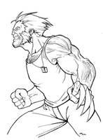 Wolverine Inks by ZacBrito