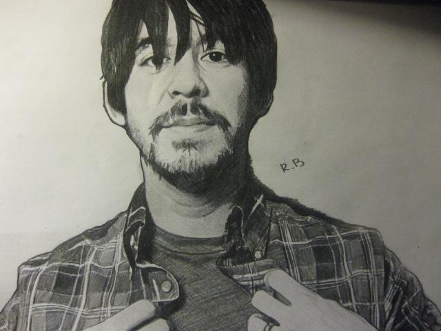 Mike Shinoda .2 by RitkoBe on DeviantArt