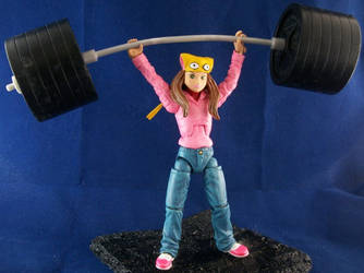 Molly Hayes from The Runaways by FinnVarra
